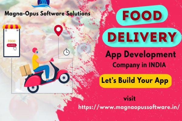 Leading Food Delivery App Development Company India